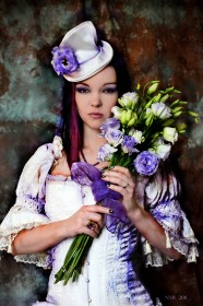 Steam Punk Bride Kelli Portrait 2SMALL